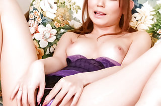 Megu Kamijyou at home with her fuck..