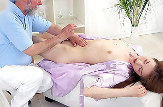 This elder goes young masseuse knew..